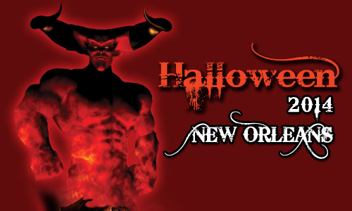 Halloween New Orleans