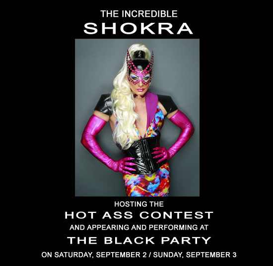 SHOKRA at Southern Decadence